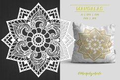 Mandalas Illustration - Single Vector Product Image 1