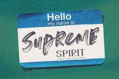 Supreme Spirit Brush Font Product Image 3