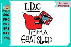 IDC IMMA GOAT SLEEP Product Image 1