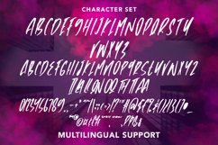 Confusion - Cool Handbrushed Font Product Image 6