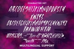 Web Font Confusion - Cool Handbrushed Font Product Image 6