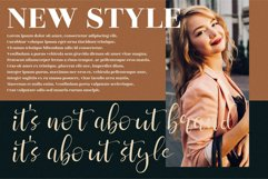 Clara Sherly - Beautiful Script Font Product Image 5