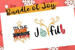 Bundle Of Joy - Christmas SVG Bundle  Product Image 4