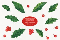 Holly Christmas Product Image 5