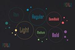 Perlu - Fun & Casual sans serif Product Image 5