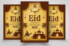 Eid al-Fitr Flyer Template Product Image 1