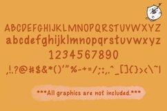 Cute Handwritten - Aspena Product Image 2