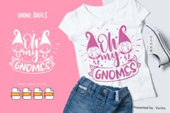 10 Gnome Bundle | Lettering Quotes Product Image 6