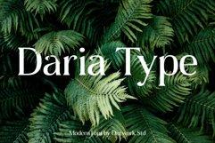 Daria Type Product Image 1