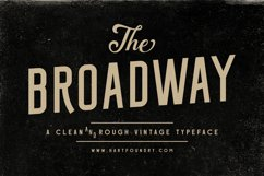 Broadway | Font Pack Product Image 3