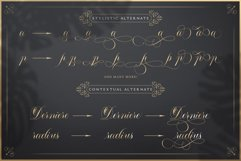 Mallaire Exclusive Calligraphy Font Product Image 6