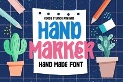 Hand Marker  Product Image 1