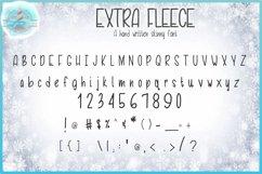 Extra Fleece Handwritten Skinny Font Product Image 4