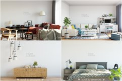 Wall & Frames Mockup - Bundle Vol. 2 Product Image 2