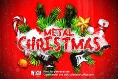 Metal Christmas Product Image 2