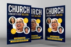 Conference Church Flyer Templates Product Image 3