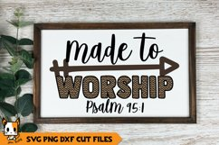 Religious SVG Bundle | Christian Faith Product Image 5