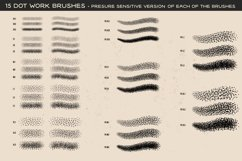 Tattoo Art Brushes for AI Product Image 7