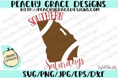 Southern Saturdays SVG Product Image 1