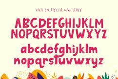 Viva La Fiesta Font Trio Product Image 6