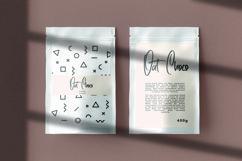Web Font Horizontal - Signature Script Font Product Image 2