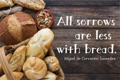 Bread King Font Product Image 6