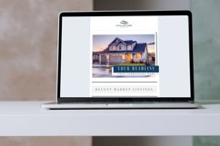 Email Template for Mailchimp & Canva | Real Estate | Realty Product Image 2