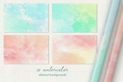 Vector Watercolor texture Product Image 2