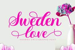 Sweden Love Product Image 1