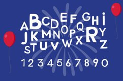 Stars and Types - 2 Fun Fonts Product Image 3
