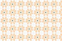 Emerald Azulejo Tiles Digital Papers Set 5 Product Image 6
