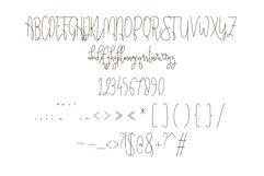 Mattasya - Best Font Product Image 2