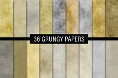 Grungy Papers Product Image 1