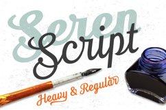Seren Script Product Image 1