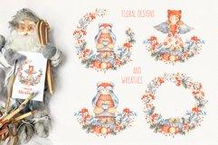 Hygge Christmas Watercolor Set Product Image 3