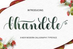 Chandele Script Product Image 1