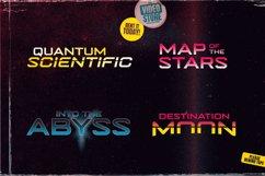 Jupiter Mission A Science-Fiction Font Spectacular Product Image 6