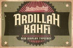 Ardilah Kafi - Victorian Decorative Font Product Image 1