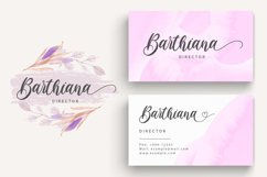 Hella mella - a Lovely Script Font Product Image 2