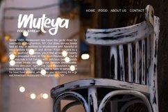 Cursey | Modern Typeface Font Product Image 3