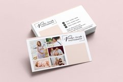 Photographer Business Card Template Product Image 6
