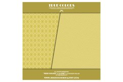 Digital Paper Pack Old Gold Paper Pack Yellow Digital Paper Product Image 5