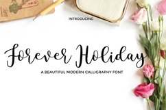Forever Holiday Product Image 1