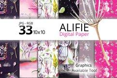 Alifie Digital Paper Product Image 6
