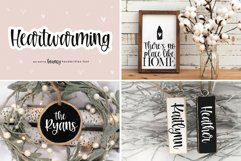Farmhouse Font Bundle - Handwritten Fonts for Crafters! Product Image 5