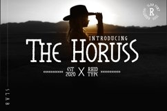 The Horuss Product Image 1