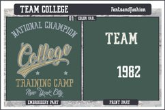 Team College Product Image 3