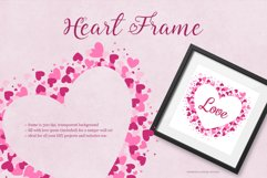 All Hearts Clipart Set Product Image 4