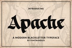 Apache Product Image 1