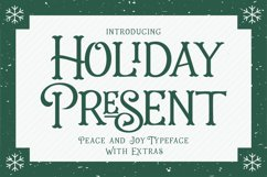 Holiday Present Fonts Product Image 1